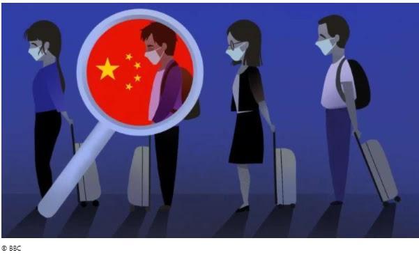 Chinese students face scrutiny at US airports ?