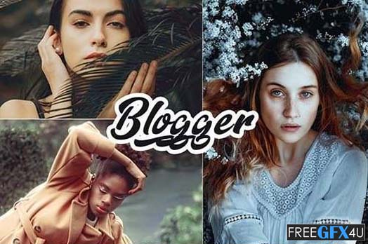 Blogger Photoshop Actions