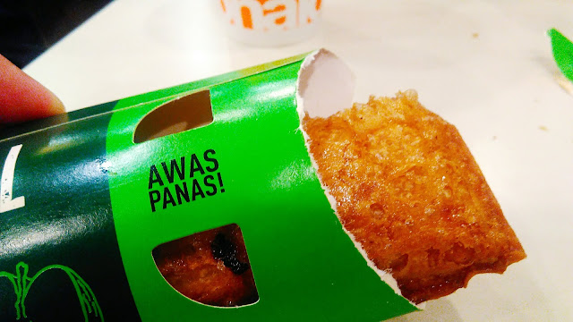McDonalds Apple Pie - Awas Panas