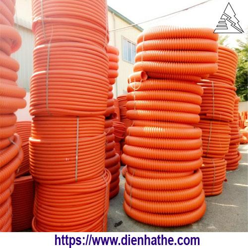 Lựa chọn đường kính ống HDPE phù hợp với cáp điện