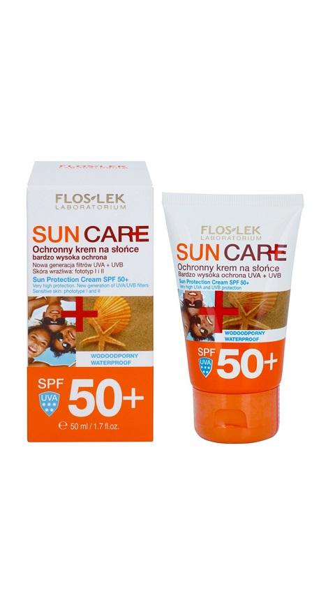 Kem Chống Nắng Sun Care Flos-Lek 50+