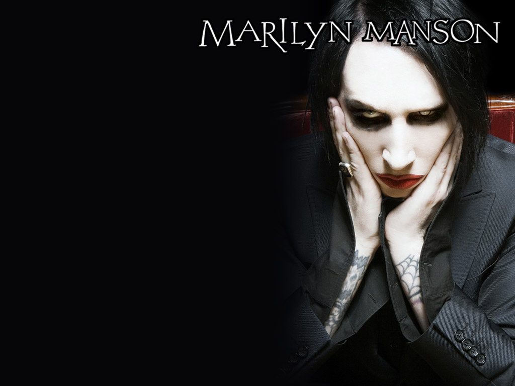 Marilyn Manson Quotes Wallpaper The Rockola Picture Show Magazine Marilyn Manson 1990