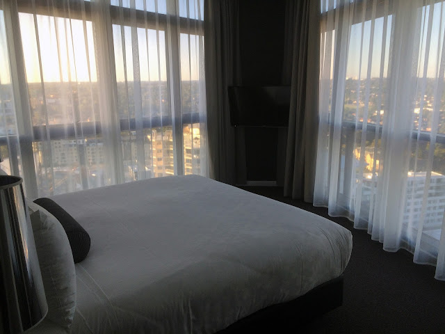 Meriton Church Street Parramatta Master Bedroom