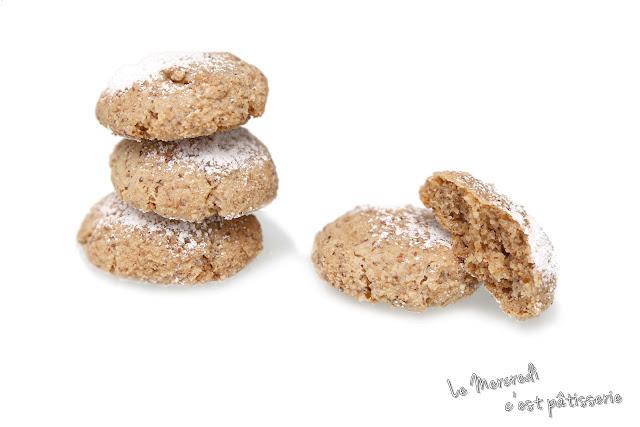 Amaretti aux noisettes