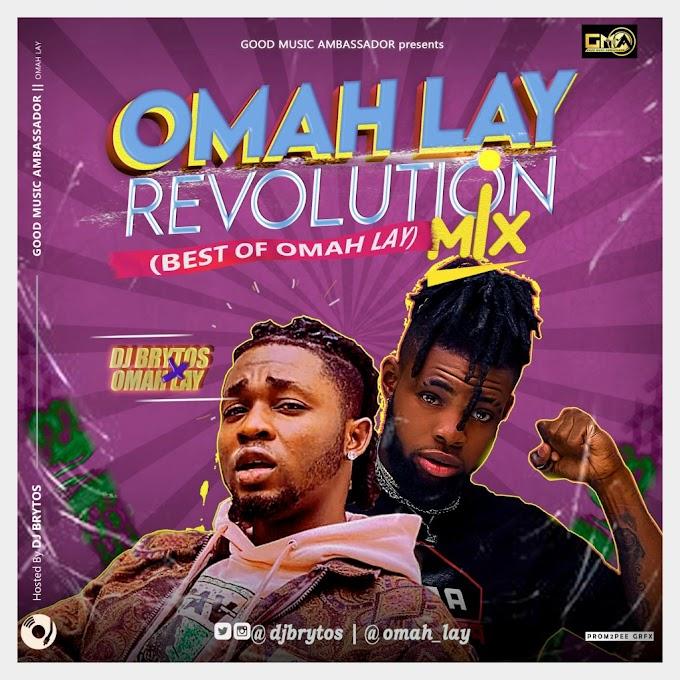 [Mixtape] DJ Brytos – Omah Lay Revolution Mixtape (Best Of Omah Lay.mp3