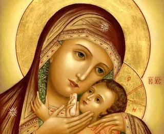 Молитвы к Божией Матери