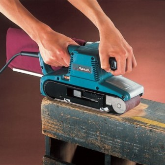 9920 EASY SETTING BELT SANDER