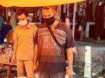Camat Pammana Himbau Larangan Buang Sampah di Area Pasar Kampiri