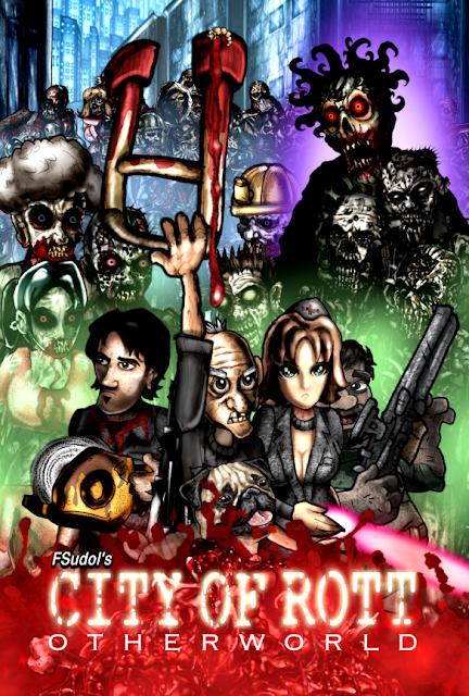City of Rott:poster