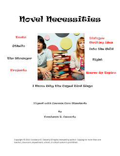 Novel Necessities Cover