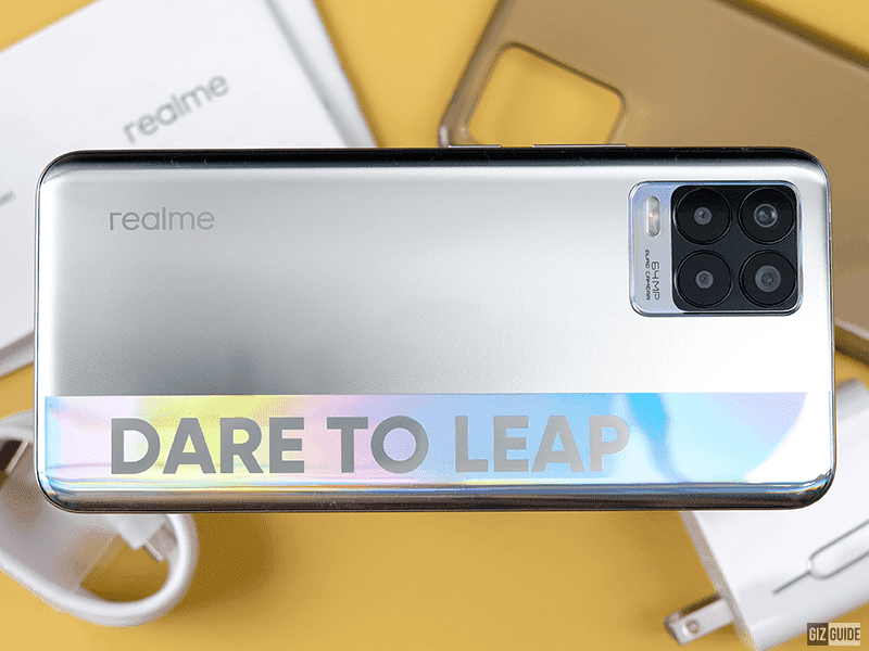 5 best features of the realme 8