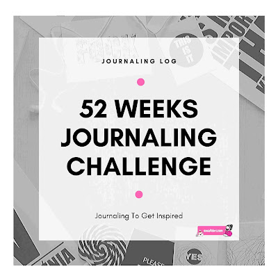52 week journaling challenge ideas