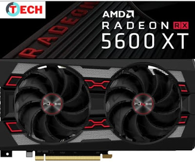 Graphics Card AMD Radeon RX 5600 XT