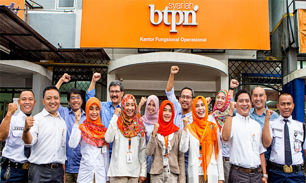 PT Bank Tabungan Pensiunan Nasional Syariah