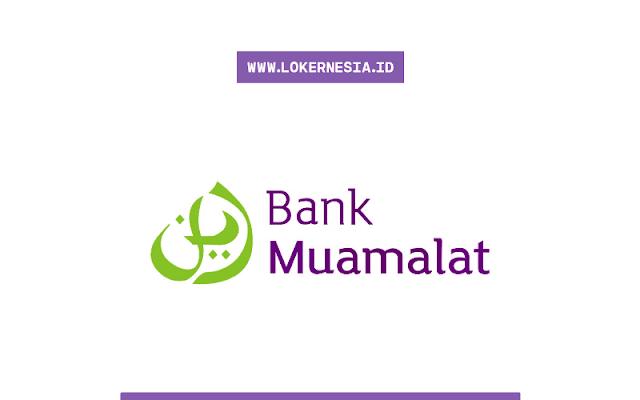 Lowongan Kerja Bank Muamalat Pontianak Desember 2020