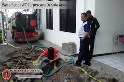 Jasa Sedot Tinja Mulyorejo Surabaya Murah