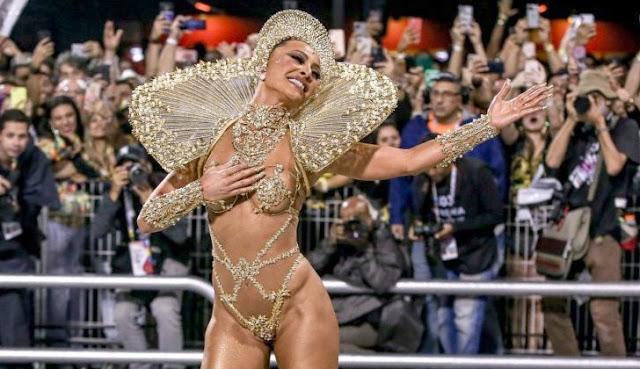 Sabrina Sato Carnaval 2020