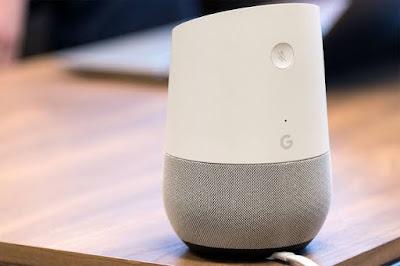 Smart speaker google