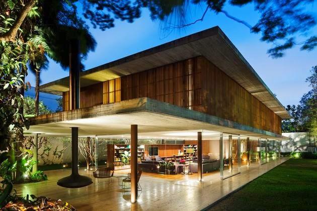 desain rumah kaca panjang dan terbuka rancangan desain