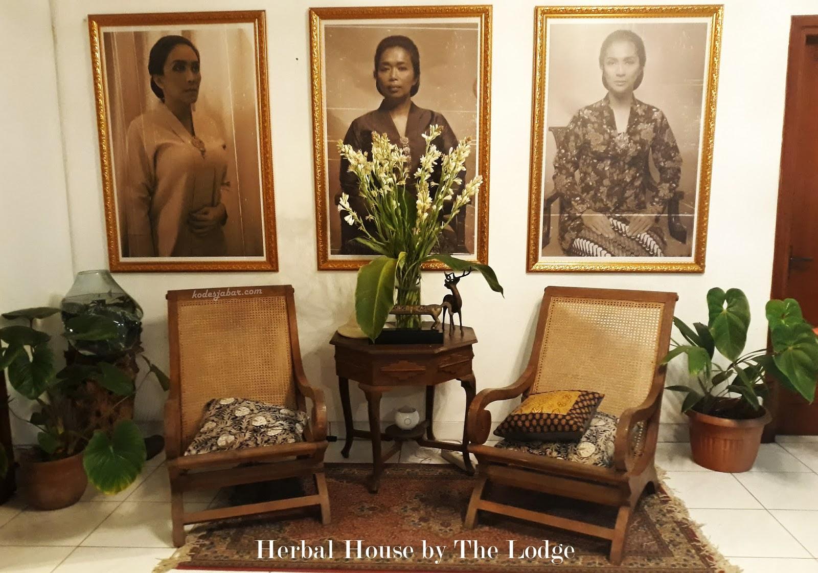 Herbal House by The Lodge, Tempat Kuliner Herbal Paling Enak di Bandung