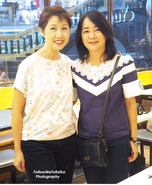 Lucky Me Getting To Meet Popular Actress Miss Remon Lim aka Ah Dee's Mom