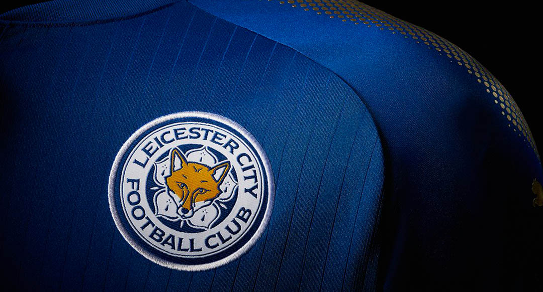 5260f4bf6ea ... and official shirt supplier Puma today released the new Leicester City  17-18 home kit. The new Leicester 2017-18 kit will be debuted by the Foxes  in ...