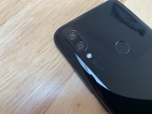 Desain Xiaomi Redmi 7