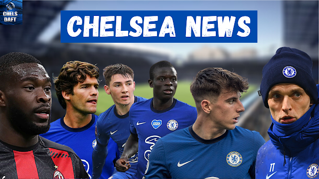 Chelsea News | TOMORI happy | ALONSO stuck | GILMOUR Dilemma | KANTE unleashed | MOUNT s desire.
