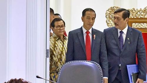 """Kita Beruntung Punya Presiden seperti Jokowi, Nggak Maling, Sederhana, Kerja Keras, Tanggungjawab"""