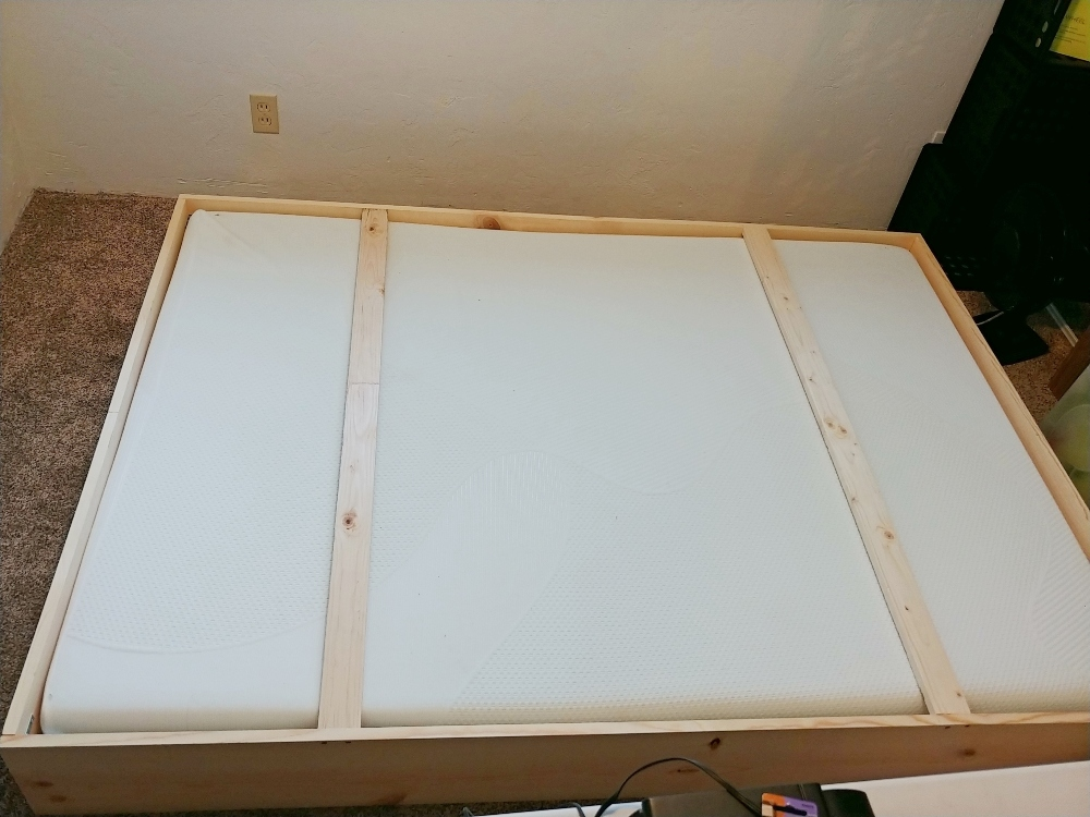 DIY Poor Man's Murphy Bed