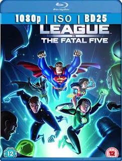 Justice League Vs The Fatal Five 2019 BD25 [1080p] Latino [GoogleDrive] SXGO