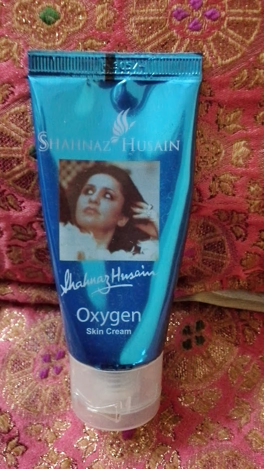Shahnaz Husain Oxygen Skin cream: Product Review