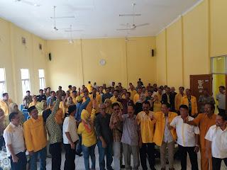 Golkar Karawang Resmi Deklarasi Dukungan untuk Dedi Mulyadi