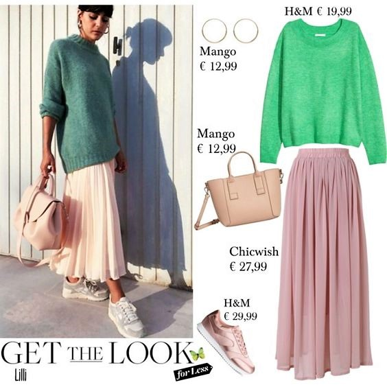 Get The Look - Maria Bernad | Candy and Style