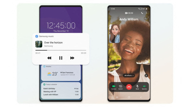 Samsung starts shipping Android 11 updates 3
