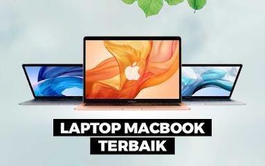 Rekomendasi MacBook Terbaik 2020