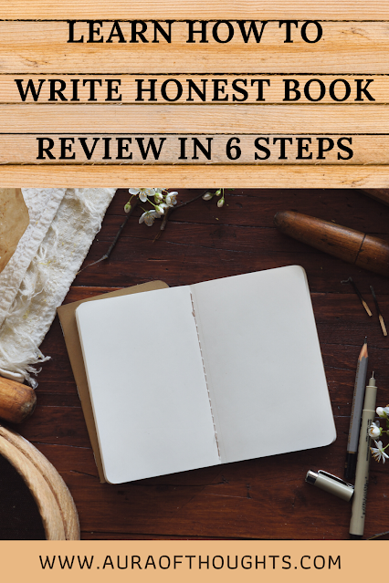 Learn to write book reviews - MeenalSonal