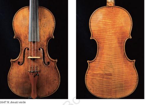 The Violin Shop: Before Cremona- Where Did the Violin Come From?