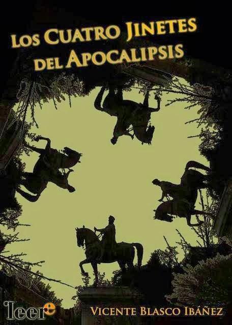 Portada del libro los cuatro jinetes del apocalipsis epub y pdf gratis