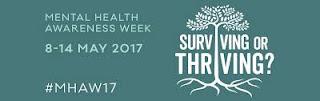 Mental Health Week May 2017