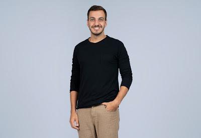 Gabriel Gasparini - O Aprendiz com Roberto Justus estreia na Band