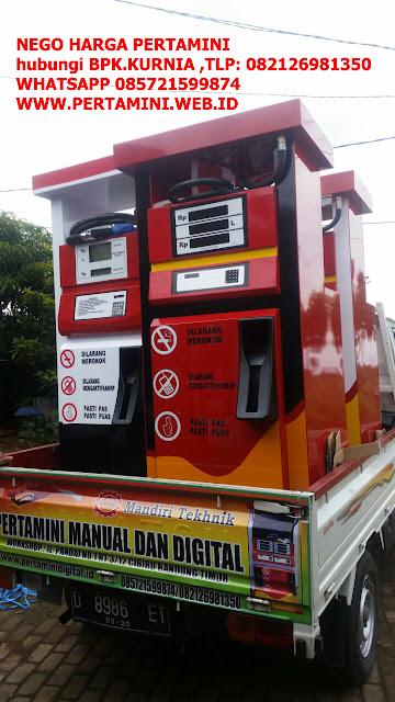 Harga Paket Sparepart Pertamini Digital dan Onderdil Mesin Pom mini
