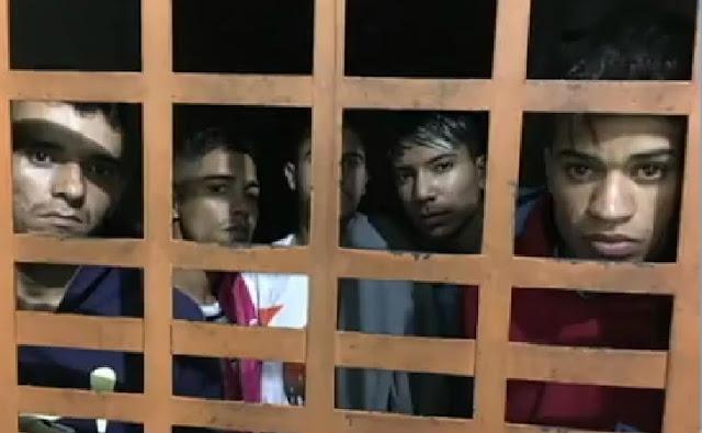 GCM de Santo André, equipe de ROMO e ROMU impedem roubo à Agencia dos Correios no Pedroso