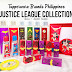 TWB Justice League Collection - Review & Full Lipstick Swatches + GIVEAWAY