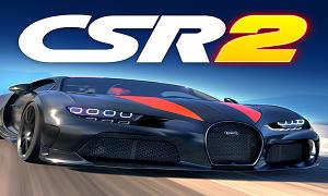 CSR Racing 2 مهكره