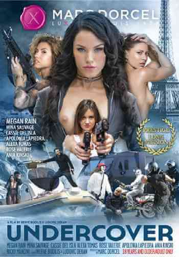 Download [18+] Undercover (2017) English 480p 435mb