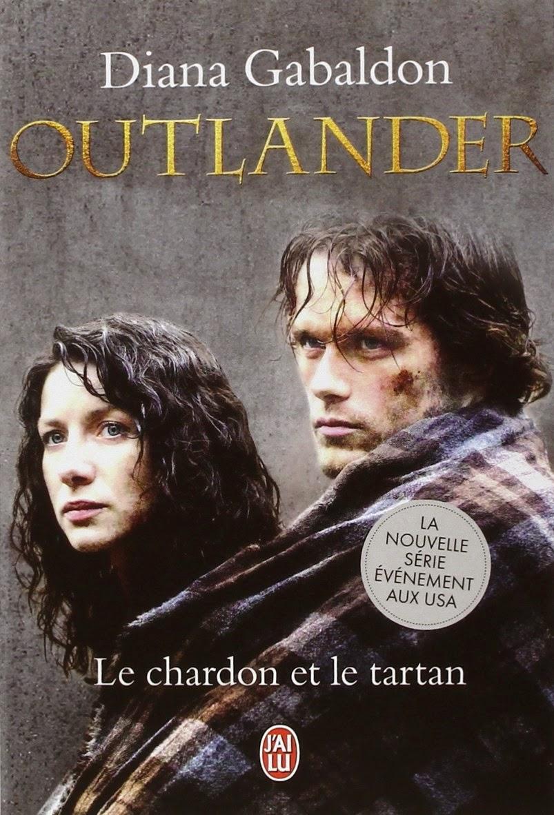 Outlander 1 le chardon et le tartan diana gabaldon my little anchor - Le chardon d ecosse ...