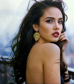 Megan Young Backless, Miss World 2013