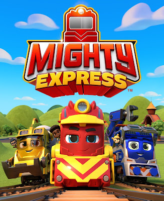 Mighty Express from the makers of Paw Patrol