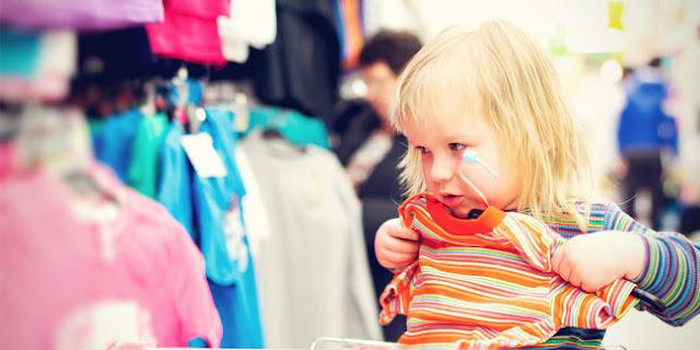 Jangan Memakai Baju Baru yang Belum Dicuci, Ini Bahayanya